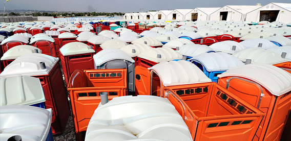 Champion Portable Toilets in Lake Zurich,  IL